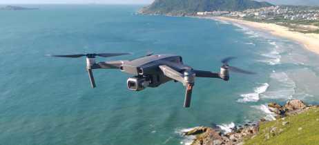 Vídeo corrompido em drones DJI, uma opção para resolver