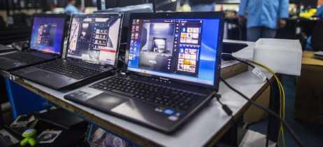 Mercado de computadores no Brasil cresceu apenas 0,5% no Q3 de 2018, segundo o IDC