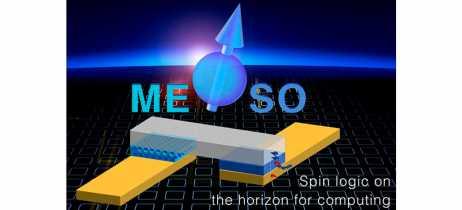Intel apresenta MESO, substituto do CMOS, com densidade cinco vezes maior
