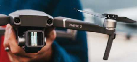 Moment anuncia produção de lentes anamórficas de cinema para drones da DJI