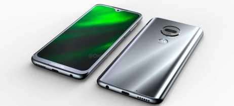Moto G7 deve chegar ao mercado com um melhor aproveitamento de tela e bateria maior