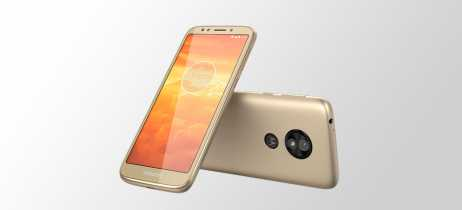 Motorola lança Moto E5 Play no Brasil