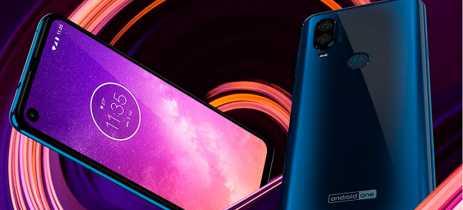 Motorola One Vision já está disponível no Brasil por preço sugerido de R$1.999