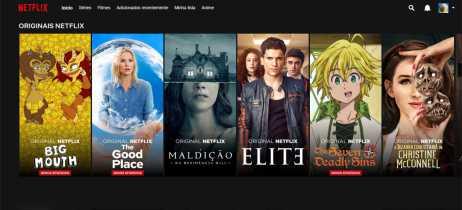 Netflix alcança a marca de 137 milhões de usuários mundialmente