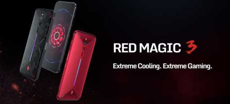 Nubia Red Magic 3, o primeiro celular do mundo com ventilador interno, chega á Índia