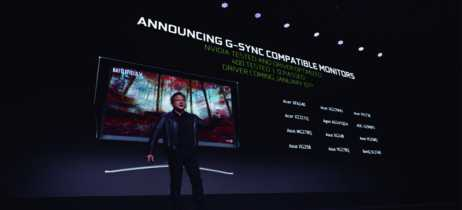 NVIDIA suportará oficialmente o VESA Adaptive Sync através de seu G-Sync