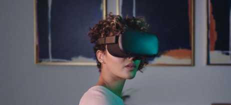 Oculus Quest, novo headset VR sem fio, é tão poderoso quanto um Xbox 360 e PS3