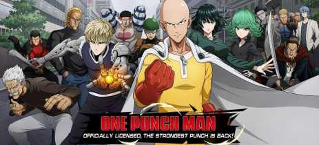 Oasis Games está desenvolvendo jogo mobile oficial de One Punch Man - e ele vai chegar em breve!
