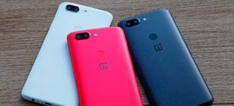 OnePlus 5 e 5T começam a receber Android 8.1 em versão beta