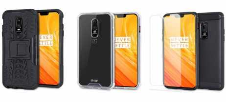 Fabricante de cases revela design do OnePlus 6