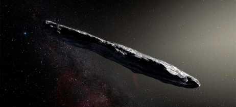 Objeto espacial em forma de charuto pode ter sido feito por alienígenas, segundo Harvard