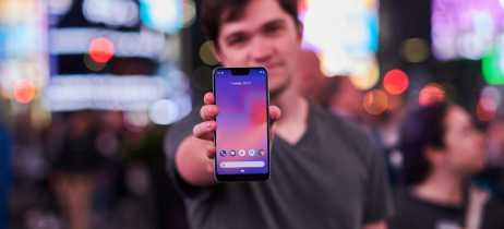Google Pixel 3 XL terá notch, câmera única e leitor de digitais na traseira, revelam imagens oficiais