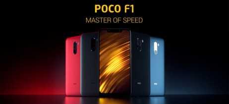 A Xiaomi vendeu pelo menos 68 mil Pocophones F1 em menos de cinco minutos no lançamento
