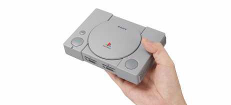 Sony apresenta o PlayStation Classic, console retrô com 20 jogos na memória