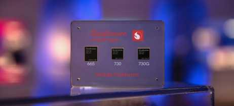 Qualcomm anuncia Snapdragon 730, 730G e 665 com foco em IA, câmera e jogos