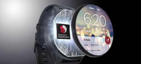Qualcomm lançará novo chip para vestíveis Wear OS ainda este ano