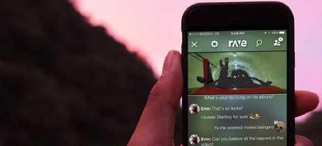 App Rave permite assistir Netflix junto de amigos à distância