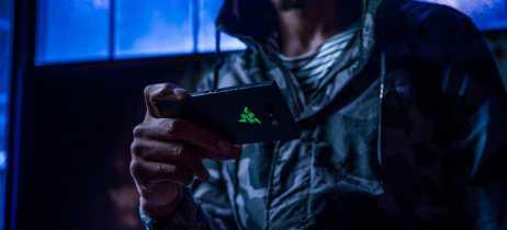 Razer Phone 2 é o smartphone gamer com Snapdragon 845, luzes RGB e resistência IP67