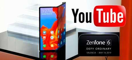 Resumo da Semana: A revelação do Mate X e a data de lançamento do ZenFone 6