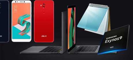 Macbook Pro e o Bloco de Notas ganharam upgrades no nosso resumo da semana!