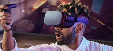 Facebook apresenta o Oculus Quest, headset VR sem fio que chega em 2019