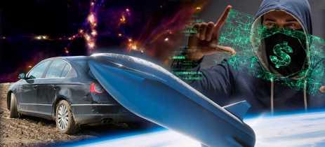 Resumo Conectado: IA simulando o Universo, viagens ao espaço chegando e gente presa na lama!