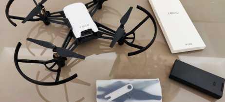 Análise em vídeo: Ryze Tello, pequeno drone com tecnologia DJI e chip Intel