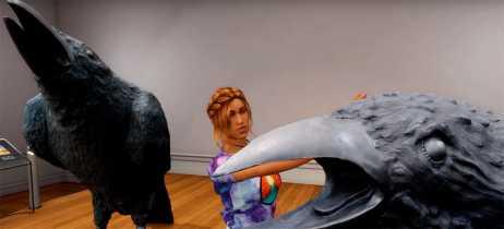 Intel leva interações em VR para obras do Smithsonian American Art Museum
