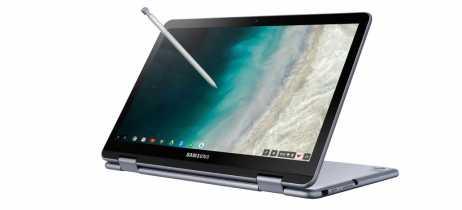 Samsung lança no Brasil o Chromebook Plus, com design conversível