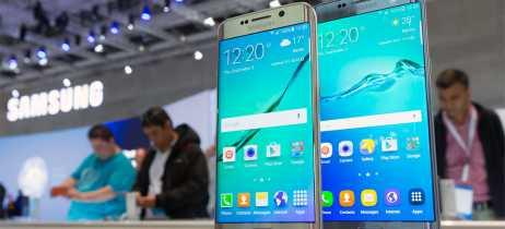 Samsung queria vender 350 milhões de smartphones em 2018, mas não deve conseguir