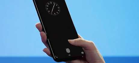 Nova patente da Samsung descreve leitor de digitais na tela e pode aparecer no Galaxy S10