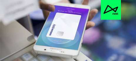 Samsung Pay anuncia parceria com banco digital Next