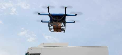Entregas feitas com drones devem se tornar realidade em breve na China