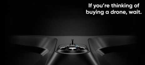 Concorrência real para o Mavic 2 Pro? Skydio lança teaser de novo drone sucessor do Skydio R1