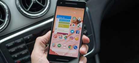 Google começa a liberar modo Direção do Android, que identifica quando o smartphone está em um carro