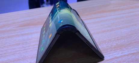 Royole FlexPai é o primeiro smartphone dobrável do mundo! Veja nosso hands-on na CES 2019