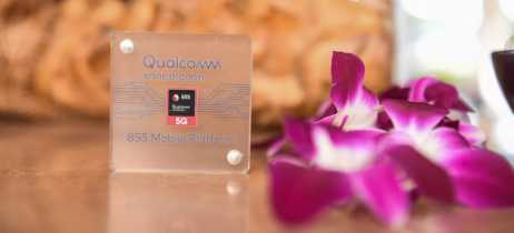 Teste com o Snapdragon 855 rodando PUBG mostra 20 minutos a mais de bateria