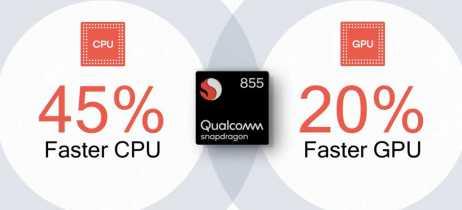 Qualcomm detalha o Snapdragon 855: aumento de 45% em processamento, 20% em gráficos