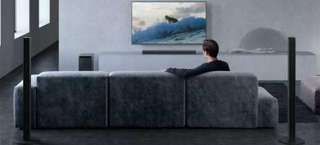 Sony lança no Brasil a soundbar HT-S700RF com função Home Theater