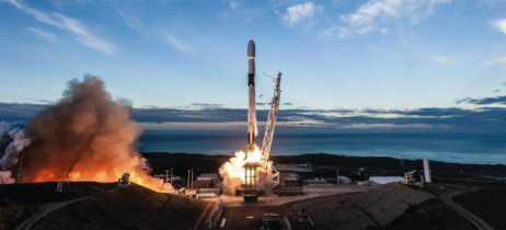 SpaceX lança com sucesso sua primeira missão de 2019 com o foguete Falcon 9