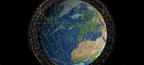 SpaceX adia lançamento dos 60 satélites da Starlink