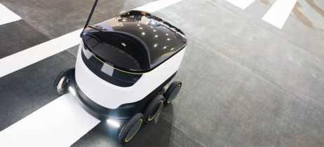 Universidade da Virgínia terá robôs para entregar comida e bebida no campus