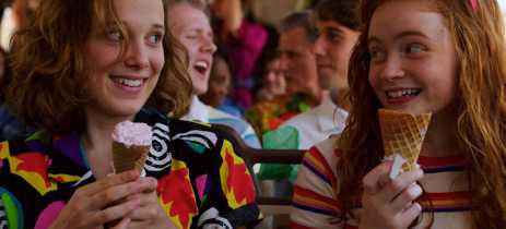 Stranger Things 3 quebra recordes de streaming da Netflix