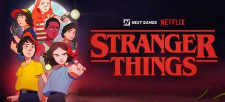 Netflix e Next Games vão lançar um RPG mobile de Stranger Things em 2020