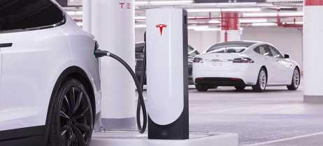 Tesla planeja cobrir totalmente a Europa com carregadores SuperCharger em 2019