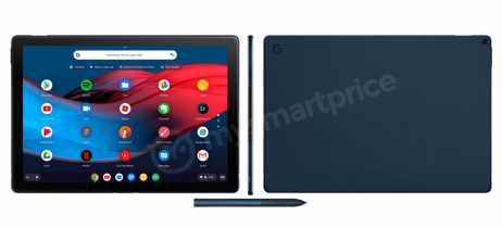 Vazam imagens do Pixel Slate, o tablet da Google com Chrome OS [Rumor]