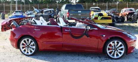 Carro da Tesla se envolve em novo acidente fatal com o piloto automático ligado