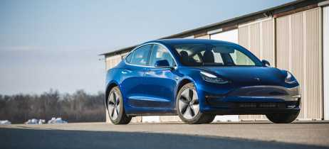 Tesla atinge preço prometido e começa a vender versão de US$ 35 mil do Model 3