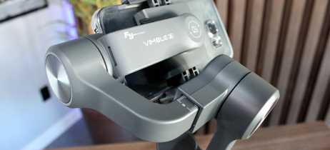 Conheça o Feiyutech Vimble 2: estabilizador gimbal com pau de selfie para smartphones
