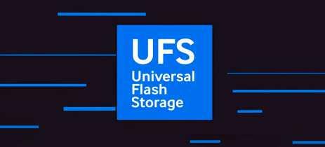 O que é armazenamento Universal Flash Storage (UFS) e quais são seus benefícios?
